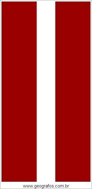 bandeira letônia bandeira oficial do país chamado letônia
